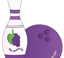 The Grapest Bowling Design... by trennea