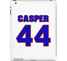 National football player Dave Casper jersey 44 iPad Case/Skin