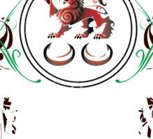 Kavanagh Clan Vintage Bourbon Whiskey Sticker