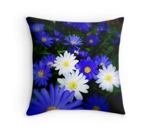 Yes, we are All Individuals!  Throw Pillow