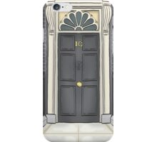 Number 10 Downing Street iPhone Case/Skin