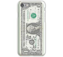 SATOSHI KON 1$ iPhone Case/Skin