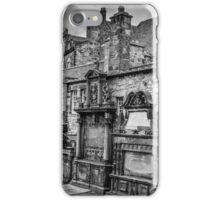 Haunted graveyard  iPhone Case/Skin