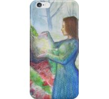 Self-Generated Illumination  iPhone Case/Skin