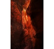 Canyon Mystery Photographic Print