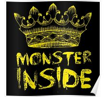 Monster Inside Poster
