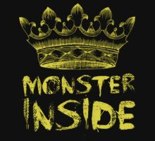 Monster Inside by dupabyte