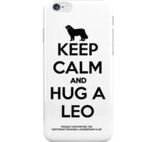 NRLC Keep Calm Leo iPhone Case/Skin