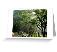 Blessings Greeting Card
