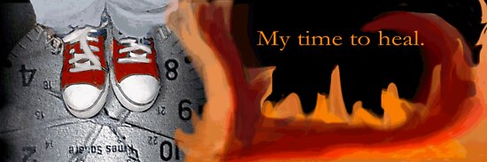 My Time To Heal by F. Magdalene Austin