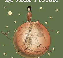 Le Petit Hobbit by saqman