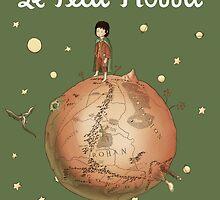 Le Petit Hobbit by saqman