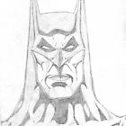Batman Sketch by DaveM