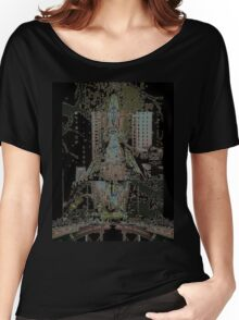 From Paris to New York Women's Relaxed Fit T-Shirt