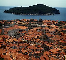 Dubrovnik, Croatia by Kim Doyle