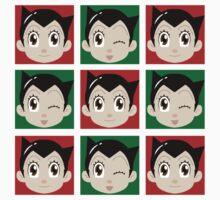 Astro Tiles - Wink Kids Tee