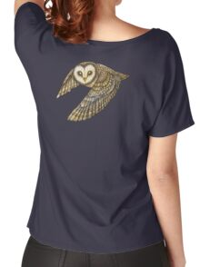 Silent Wings Women's Relaxed Fit T-Shirt