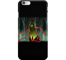 Hail the King of Limbs iPhone Case/Skin