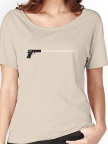 silencer Women's Relaxed Fit T-Shirt