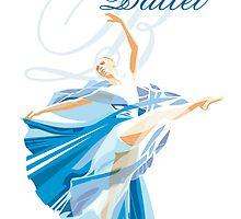 Ballet by Andresia Garnier
