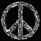 Weapon Peace black by tombst0ne
