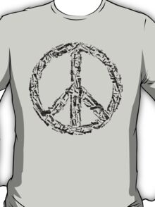 Weapon Peace white T-Shirt