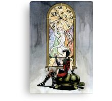 Twisted Wonderland Canvas Print
