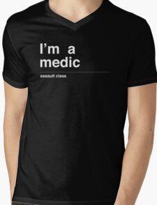 I'm a medic Mens V-Neck T-Shirt