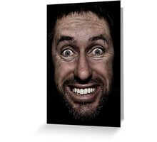 mADnEss! Greeting Card