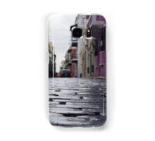 Blue Cobblestone of San Juan Samsung Galaxy Case/Skin