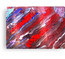 Colors of Freedom Canvas Print