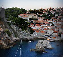 Croatian Cove by Kim Doyle