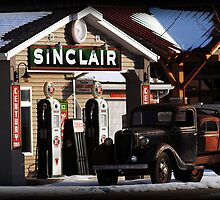 Sinclair Gas - American Fork, UT by Ryan Houston