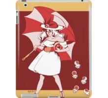 Camerata Cell Girl iPad Case/Skin