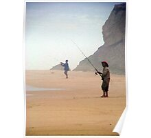 Fishing the Day away! Poster