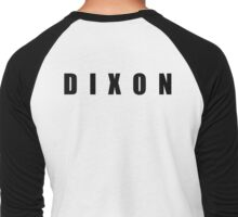 TEAM DIXON Men's Baseball ¾ T-Shirt