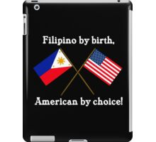 American by Choice iPad Case/Skin
