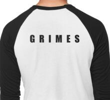 TEAM GRIMES Men's Baseball ¾ T-Shirt