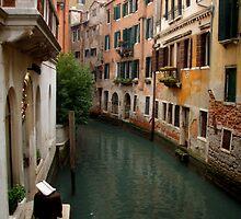 Venice Canal 2 by Kat Meezan
