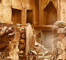 Ruins of an Old House in Khasab Oman by shaley