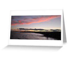 Passion, Bungan Beach  Norhern Beaches Sydney, Australia Greeting Card