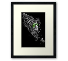 I'm Abstract Framed Print