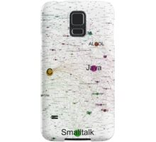 Network of Programming Language Influence 2013 Samsung Galaxy Case/Skin