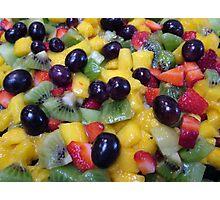 """Fruit Salad"" Photographic Print"