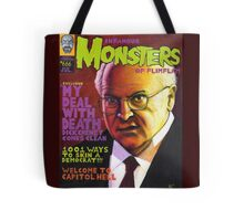 Infamous Monsters Tote Bag