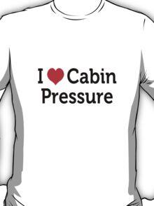 I Love Cabin Pressure T-Shirt