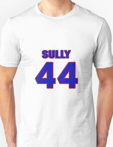 National football player Ivory Sully jersey 44 T-Shirt