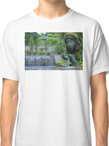 She is the giver of life and water Classic T-Shirt
