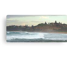 Turmoil - Northern Beaches,Sydney, Australia Canvas Print