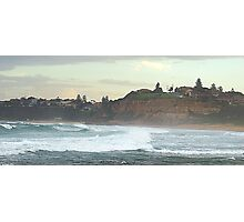 Turmoil - Northern Beaches,Sydney, Australia Photographic Print